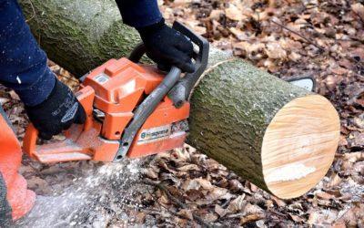 Milyen védőfelszerelésre van szükséged ha fát hasogatsz?