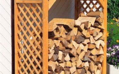 Hogyan tároljuk a tűzifát helyesen?
