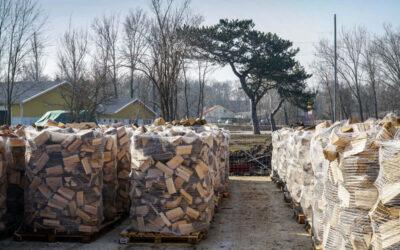 Tűzifa Dunaharaszti területére házhozszállítással